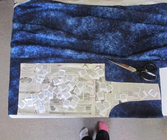 Process: Custom Tote Bag
